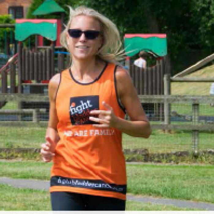 Unisex Sports Vest Orange