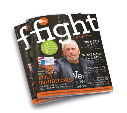 Our new Fight Magazine is launched