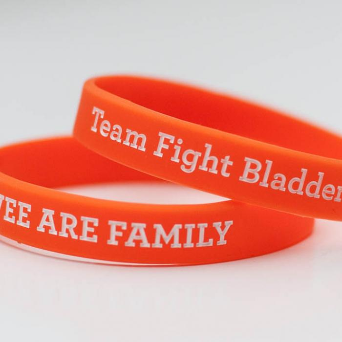 Standard 'Wee are Family' Wristband