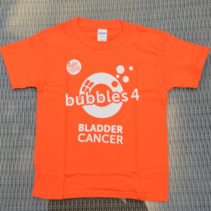 Bubbles 4 Bladder Cancer T-Shirt