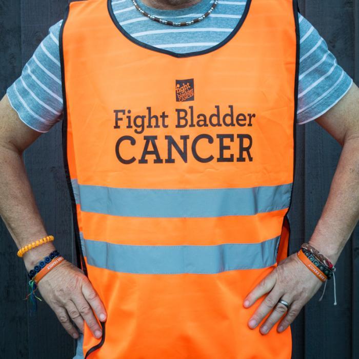 Orange Fight Bladder Cancer Tabards